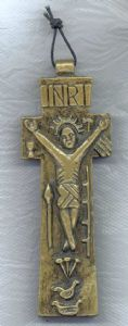 Irish Penal Cross